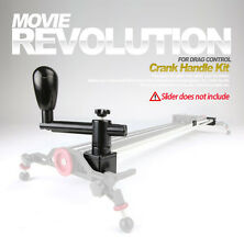 "Konova Crank Handle Kit for K1K2K3 upto 150cm(59.0"") Slider Compatible Timelapse"