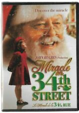 Sealed DVD Christmas Movie - 1994 Edition  MIRACLE ON 34TH STREET Also French