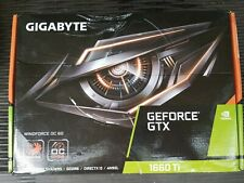 NEW BOX DMG GIGABYTE GeForce GTX 1660 TI WINDFORCE OC 6G (GV-N166TWF2OC-6GD)