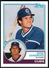 Ryne Sandberg 2006 Topps Rookie of the Week #24 Cubs