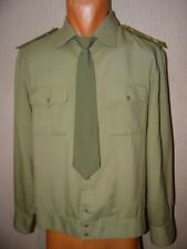 USSR Soviet army daily shirt Field artillery Warrant officer 198X size  50 L