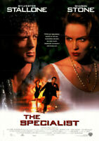 The Specialist ORIGINAL A1 Kinoplakat Sylvester Stallone / Sharon Stone /J Woods