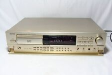 DENON DTR-2000 20 bit DAT RECORDER  WORKING  FREE SHIPPING