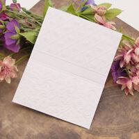 1 butterfly Embossing folders Plastic Embossing Folder For Scrapbooking card SA