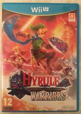 Hyrule Warriors Wii U Nintendo Game Zelda Link