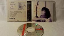 JOYCE Silveira Moreno Saudade Do Futuro CD JAPAN 1985 Milton Nascimento  s2145