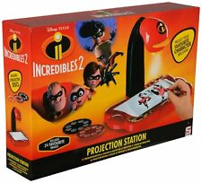 NEW Disney Pixar Incredibles 2 Projection Drawing Station