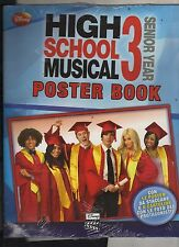 High School Musical 3. Poster book - Disney libri - Nuovo in offerta!