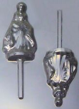 Cinderella Chocolate Lollipop Candy Mold #236 - NEW