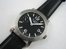 Elysee señores reloj pulsera Daphnis funcionan unitas 6497 PVP 589 €