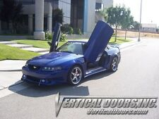 Ford Mustang 1999-2004 Vertical Doors INC Lambo Door Conversion Kit  (OBO)