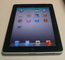 Apple iPad 1st Generation (A1337) 64GB - AT&T - 3G + WiFi - GOOD CONDITION