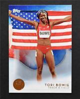 2016 Topps U.S. Olympic Team Bronze #31 Tori Bowie - NM-MT