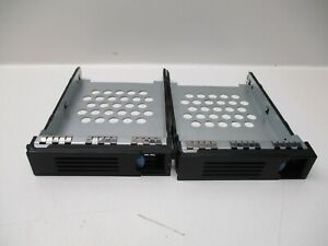 Lot of 2 Chenbro Server HDD Hot Swap Tray Caddy- RM11803-10A
