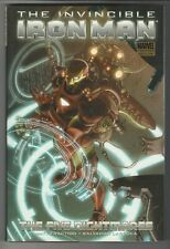 INVINCIBLE IRON MAN TP VOL 01 FIVE NIGHTMARES HARDCOVER- SALE! RETAILS $24.99
