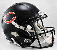Chicago Bears NFL Riddell FULL SIZE REPLICA SPEED Helmet