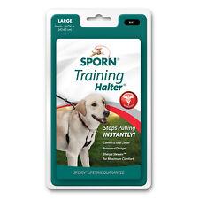 Sporn Halter Harness Large Dog - Stop Pulling w No Choke Collar