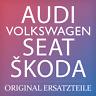 Original VW AUDI SEAT SKODA Beetle Zwölfkantschraube M7X18 x10 Stk N10104501
