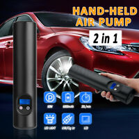 Wireless Tyre Tire Inflator Portable Compressor Digital Car Air Pump  A ! @ L