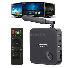Android 4.4 Rockchip 3128 Quad-Core Smart TV BOX 3D WIFI H.265 Media Player V4T3
