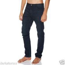 BNWT BILLABONG BOYS STRAIGHT FIT OUTSIDER DENIM STRETCH JEANS (12) RRP $80