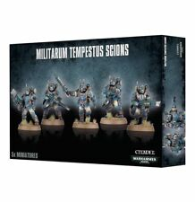 Warhammer 40k Imperial Guard Scions NIB