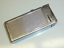 ROPP SEMI-AUTOMATIC POCKET WICK PETROL LIGHTER - BREVETE S.G.D.G. - 1940 -FRANCE
