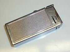 ROPP SEMI-AUTOMATIC POCKET WICK PETROL LIGHTER - BREVETE S.G.D.G. - 1940 -FRANCE