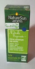 NatureSun Aroms - Huile Essentielle Neroli Bigarade Bio - 1 ml