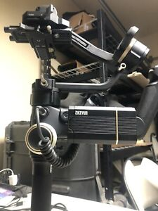 Zhiyun CRANE 3S Pro 3-Axis Handheld Gimbal Stabilizer With EXTRAS!