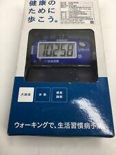 Omron Digital Pedometer HJ-005 Step counter.