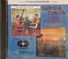 SANTO & JOHNNY 'Come On In / Off Shore' -2 on 1-32 Cuts