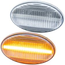 LED Indicators for Smart Fortwo Type 450 452 Yr 1998-2007 Clear Glass [7233]