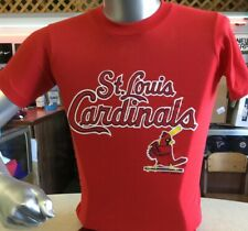 Vintage 1988 St. Louis Cardinals MLB Baseball T-Shirt RARE New with Tag USA Made