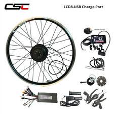 36V Electric e Bike Conversion Kit Front Motor Hub Wheel 250W 350W 500W