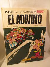 PILOTE Asterix Comic Spanien : EL ADIVINO 1973 Spain