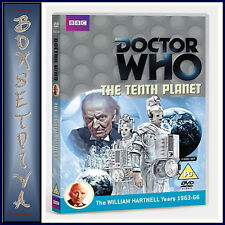 DOCTOR WHO - THE TENTH PLANET -  William Hartnell   **BRAND NEW DVD **