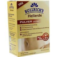 BULLRICHS Heilerde Pulver zum Einnehmen und Auftragen 500g ultra fein