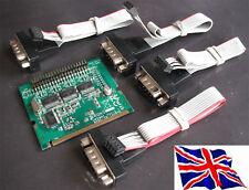 Mini Pci 4 Serial Rs232 16c950 Tarjeta 4s