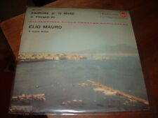 """ELIO MAURO VII FESTIVAL DI NAPOLI """"PADRONE D' 'O MARE-'A ROSA ROSA"""" ITALY'59"""