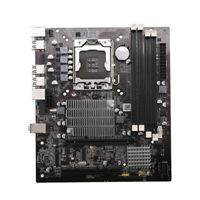 X58 Desktop Motherboard LGA 1366 4-Channels DDR3 32GB RAM Mainboard for Int A4H4