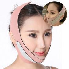 V Face Shaper Mask Harmless Slimming Slim Belt Strap Band Cheek Lift Up
