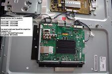 LG 47LW6500-UA 47LW6500 EAX63969204 (0) Video Board Component Repair Service