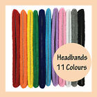 Sweatband Headband Running Sweat Band for Sport Tennis Badminton Yoga Running