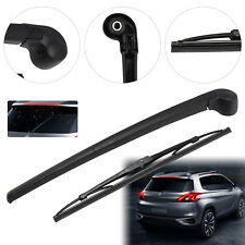Rear Wiper Arm Blade Set For Audi A3 8P 2003 2004 2005 2006 2007 2008 2012 UK