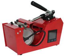 110v Lcd Screen Mug Heat Press Sublimation Transfer Machine For 11oz And 15oz Cu