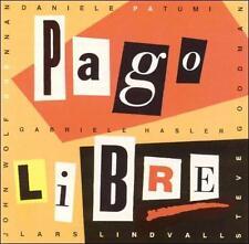 PAGO LIBRE - EXTEMPORA NEW CD