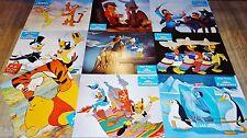 LES 3 CABALLEROS donald , winnie ! w disney  jeu 18 photos cinema animation r.70
