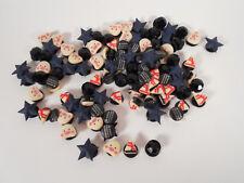 100 pcs Jibbitz CROC Shoe Charms & Jibbitz Bands Bracelet Gifts 2