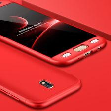 For Samsung Galaxy J3/J5/J7 Pro 360° Shockproof Full Cover Hybrid Hard Back Case